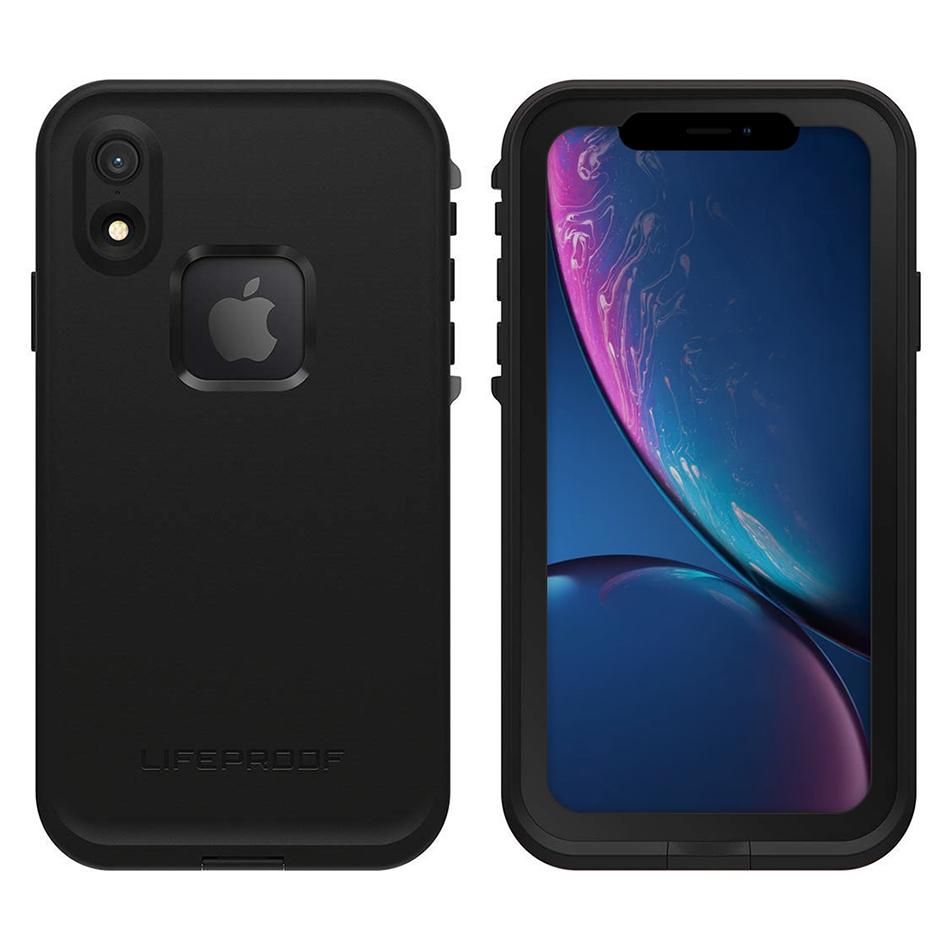 size 40 1ef8a c8317 LifeProof Fre Case for Apple iPhone Xr - Asphalt Black
